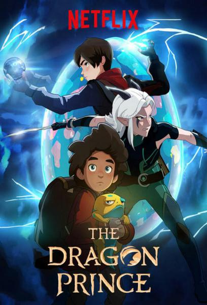 TV ratings for The Dragon Prince in the United States. Netflix TV series
