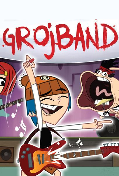 TV ratings for Grojband in Canada. Télétoon TV series