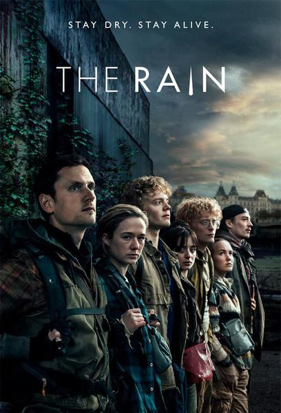 TV ratings for The Rain in Turkey. Netflix TV series