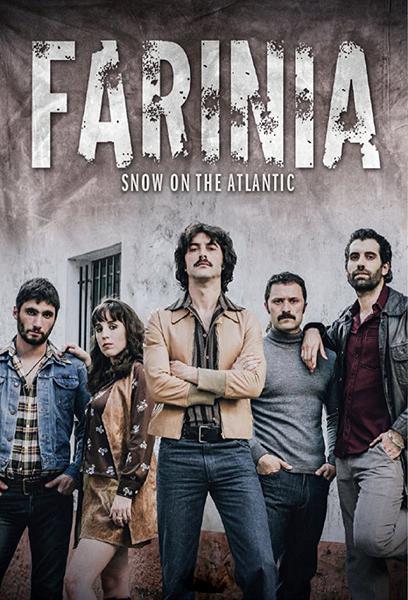 TV ratings for Fariña in Argentina. Antena 3 TV series