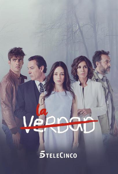 TV ratings for La Verdad in the United States. Telecinco TV series