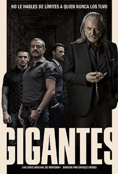 TV ratings for Gigantes in Germany. Movistar+ TV series
