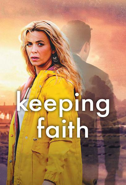 TV ratings for Keeping Faith in the United Kingdom. S4C TV series