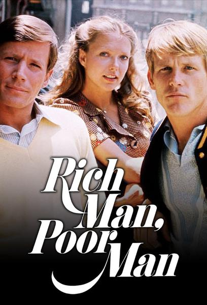TV ratings for Rich Man, Poor Man in the United States. ABC TV series