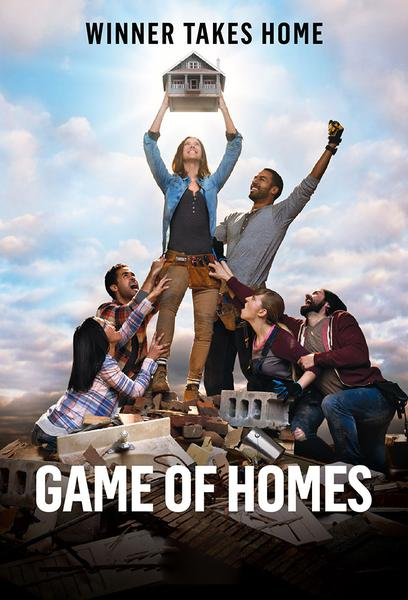 TV ratings for Game Of Homes in India. W Network TV series