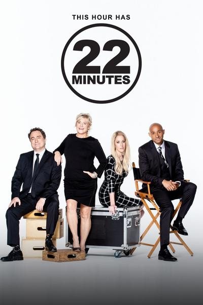 TV ratings for This Hour Has 22 Minutes in South Africa. CBC TV series