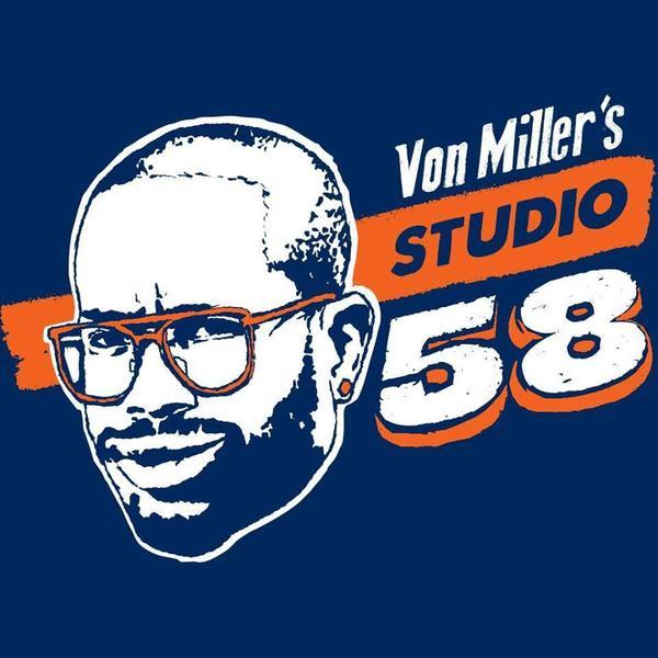TV ratings for Von Miller's Studio 58 in Spain. Facebook Watch TV series