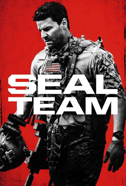 TV ratings for SEAL Team in France. CBS TV series