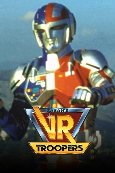 TV ratings for Vr Troopers in India. broadcast syndication TV series