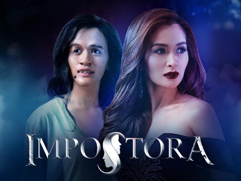 TV ratings for Impostora in Norway. GMA TV series