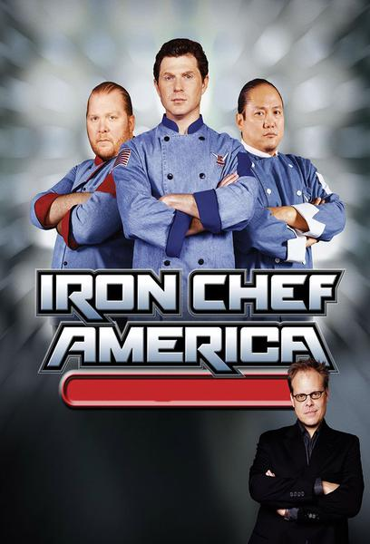TV ratings for Iron Chef America in Colombia. Food Network TV series