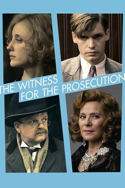TV ratings for The Witness For The Prosecution in Mexico. BBC One TV series