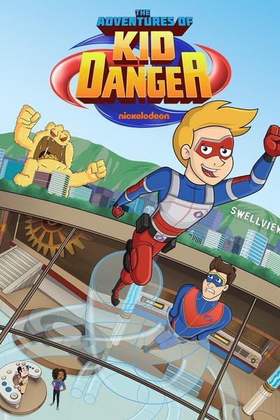 TV ratings for The Adventures Of Kid Danger in Canada. Nickelodeon TV series