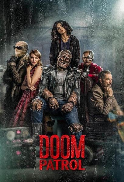 TV ratings for Doom Patrol in France. HBO Max TV series