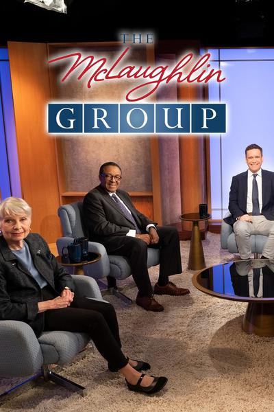 TV ratings for The Mclaughlin Group in Colombia. broadcast syndication TV series