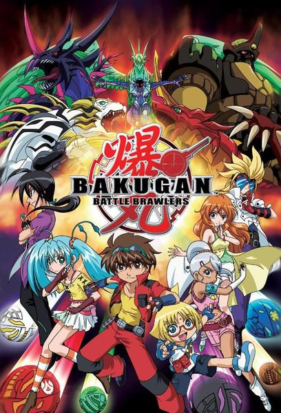 TV ratings for Bakugan Battle Brawlers in South Korea. TV Tokyo TV series