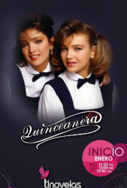 TV ratings for Quinceañera in the United States. Las Estrellas TV series