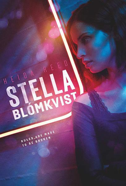 TV ratings for Stella Blómkvist in France. Síminn TV series