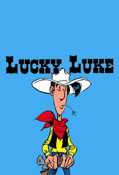 TV ratings for Lucky Luke in Denmark. France 3 TV series