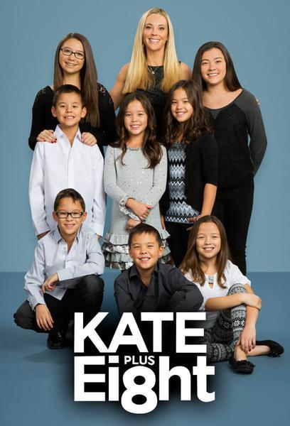 TV ratings for Kate Plus 8 in Netherlands. TLC TV series