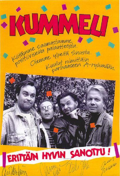 TV ratings for Kummeli in Italy. Yle TV2 TV series