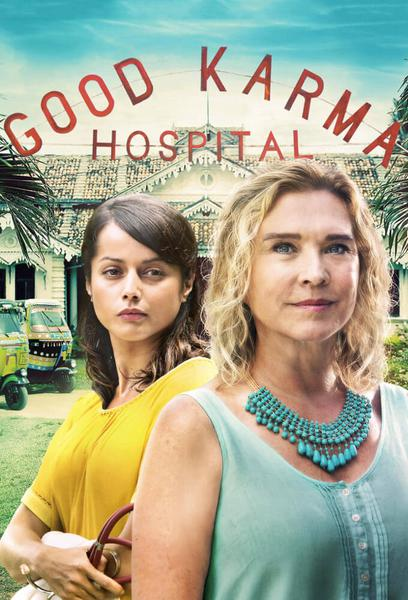 TV ratings for The Good Karma Hospital in Germany. ITV TV series