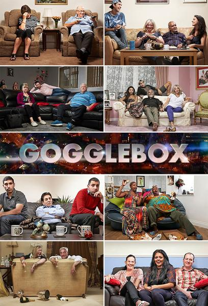 TV ratings for Gogglebox: UK in India. Channel 4 TV series