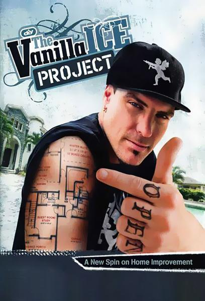 TV ratings for The Vanilla Ice Project in Japan. DIY Network TV series
