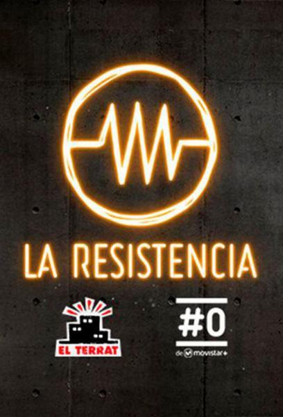 TV ratings for La Resistencia in Spain. Movistar+ TV series