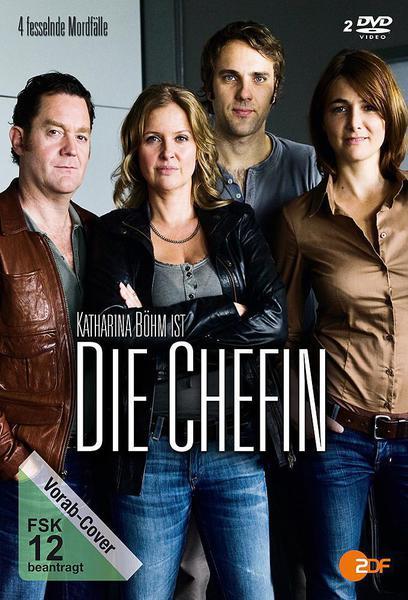 TV ratings for Die Chefin in France. SRF 1 TV series
