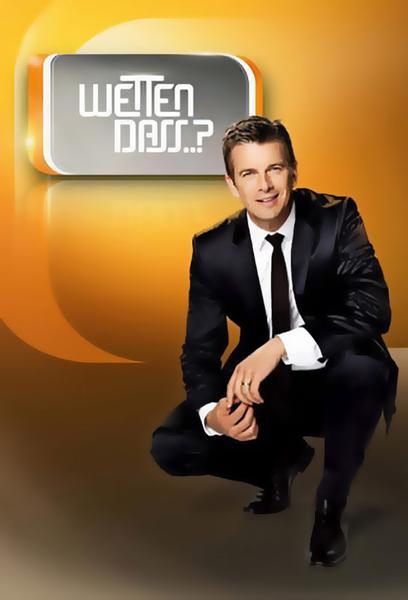 TV ratings for Wetten, Dass..? in Netherlands. ZDF TV series