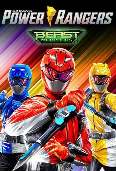 TV ratings for Power Rangers Beast Morphers in Brazil. Nickelodeon TV series