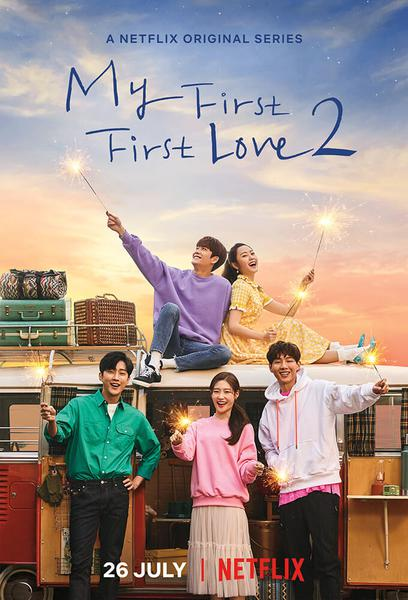 TV ratings for My First First Love (첫사랑은 처음이라서) in the United States. Netflix TV series