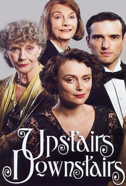 TV ratings for Upstairs Downstairs in Denmark. ITV TV series