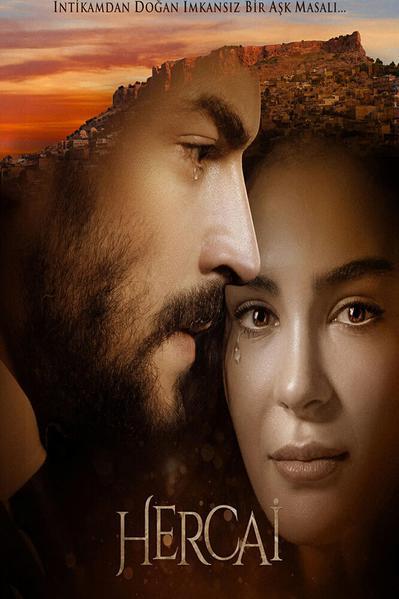 TV ratings for Hercai in Turkey. ATV TV series