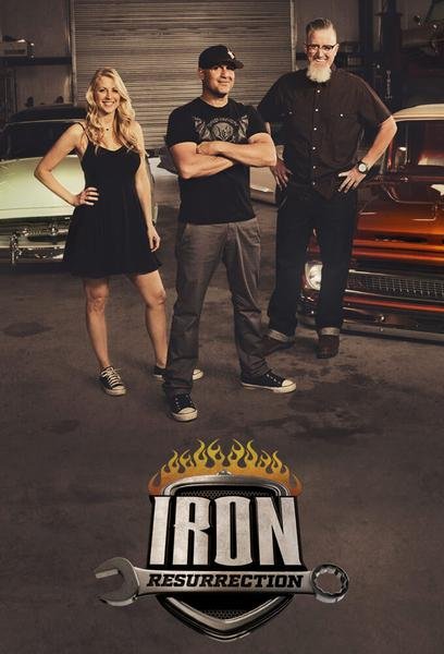 TV ratings for Iron Resurrection in Turkey. MotorTrend TV series