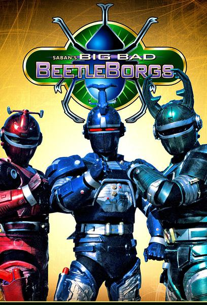 TV ratings for Big Bad Beetleborgs in South Korea. Fox Kids TV series