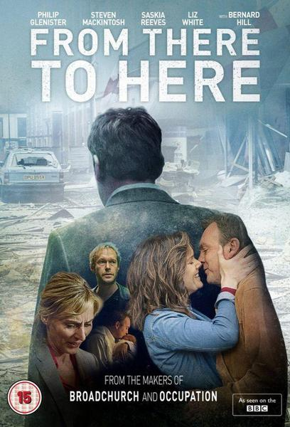 TV ratings for From There To Here in Norway. BBC One TV series