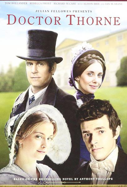 TV ratings for Doctor Thorne in India. ITV TV series
