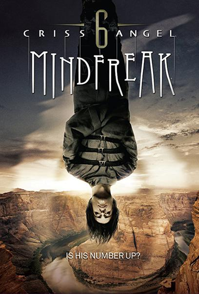 TV ratings for Criss Angel Mindfreak in Argentina. A&E TV series
