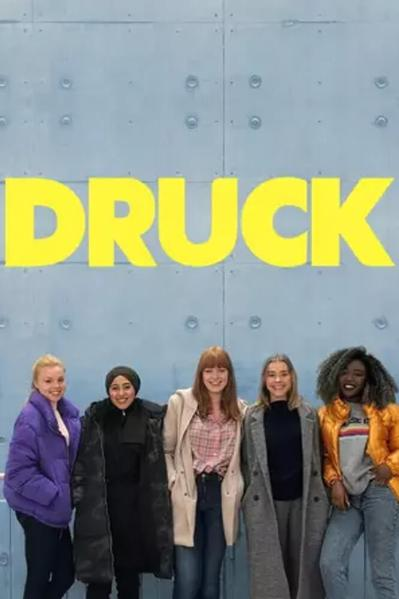 TV ratings for Druck in Mexico. Funk TV series