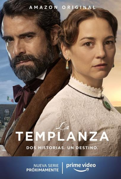 TV ratings for La templanza in Mexico. Amazon Prime Video TV series