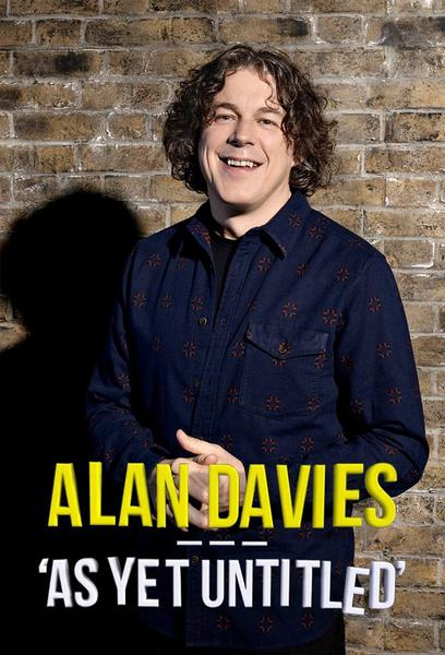 TV ratings for Alan Davies: As Yet Untitled in Japan. Dave TV series
