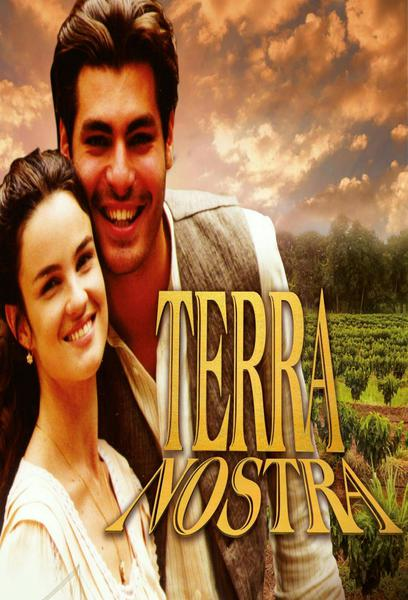 TV ratings for Terra Nostra in Colombia. Rede Globo TV series