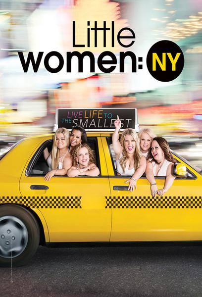 TV ratings for Little Women: NY in Mexico. Lifetime TV series