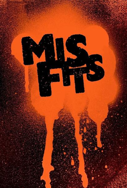 TV ratings for Misfits in India. E4 TV series