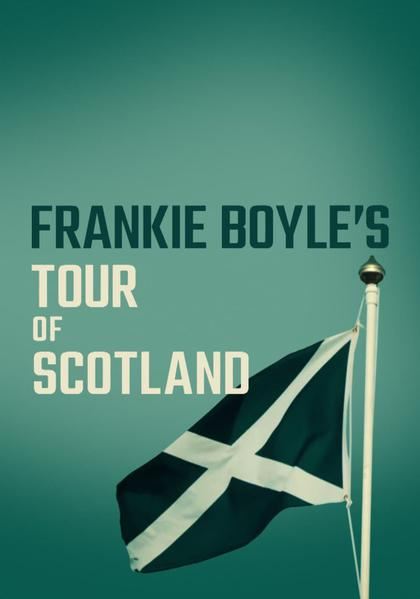 TV ratings for Frankie Boyle's Tour Of Scotland in South Africa. TCB Media Rights TV series