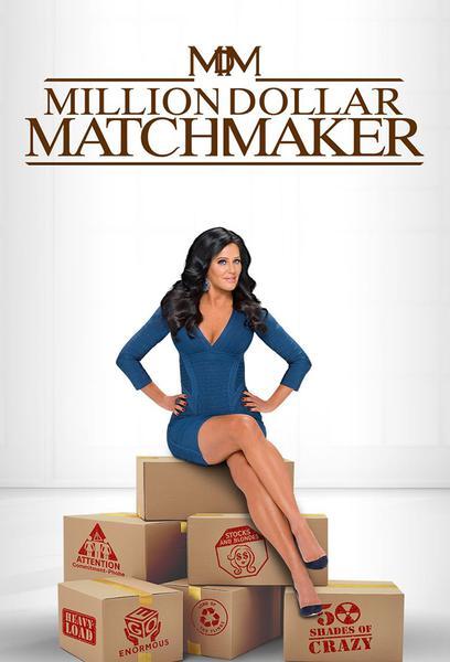 TV ratings for Million Dollar Matchmaker in New Zealand. We TV TV series