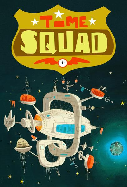 TV ratings for Time Squad in Poland. Cartoon Network TV series