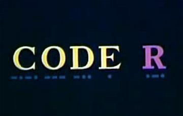 TV ratings for Code R in the United States. CBS TV series